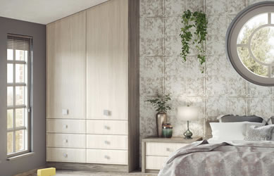 Peace Fitted Bedroom Furniture, Cannock, Lichield, Sutton Coldfield