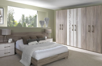 Serenity Fitted Bedroom Furniture, Cannock, Lichield, Sutton Coldfield